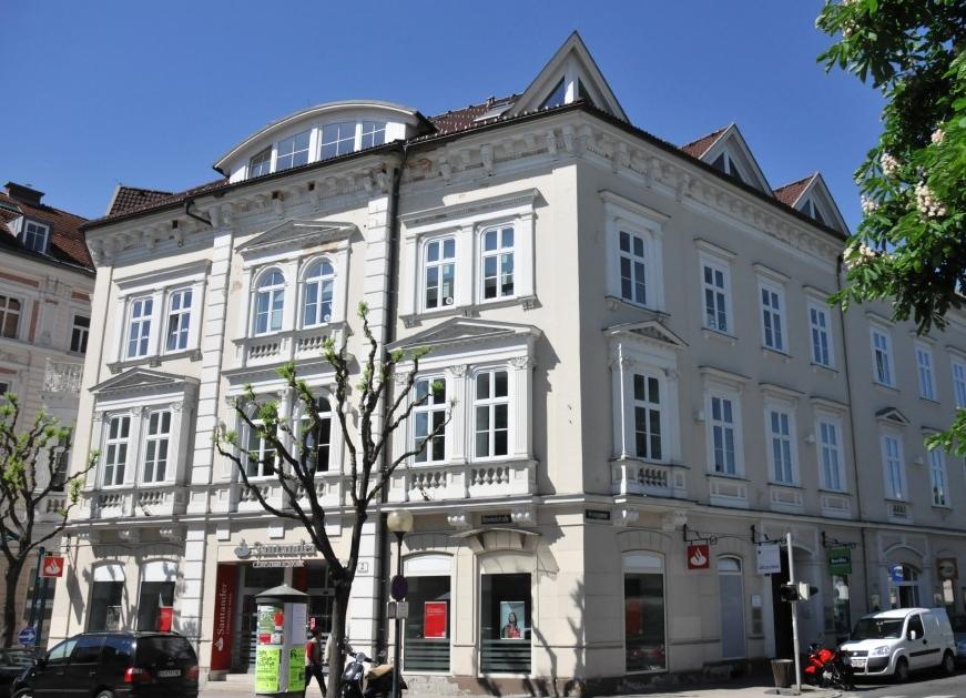 Notarquadrat Notar Klagenfurt Aussenansicht