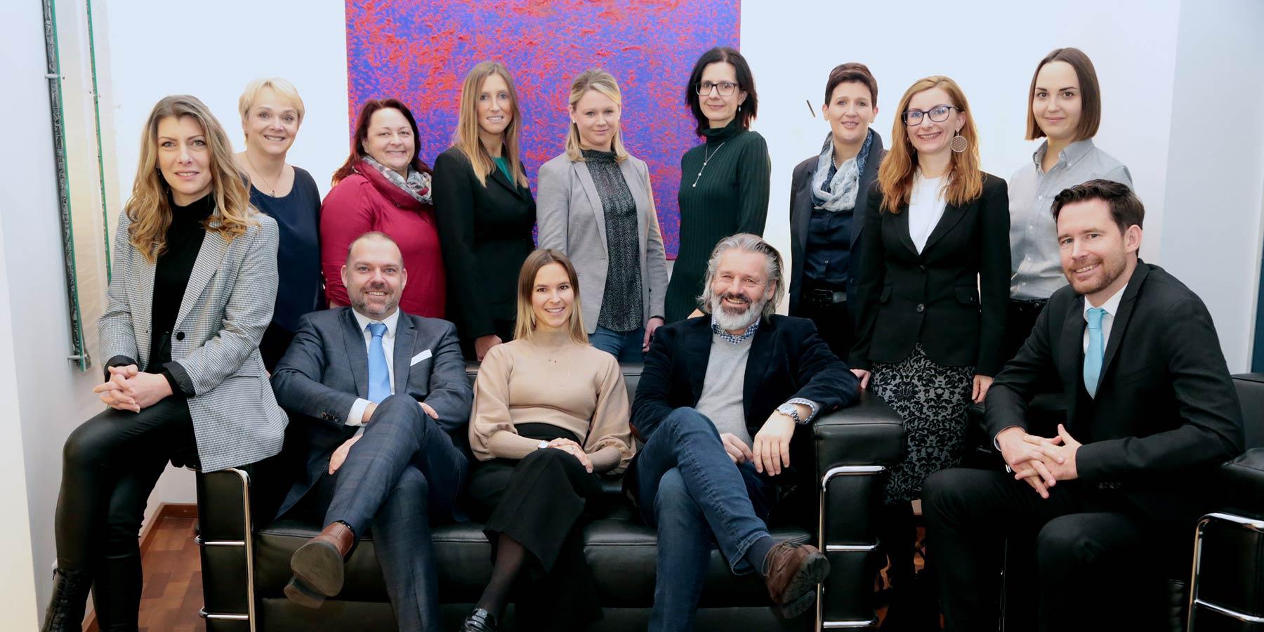 Notar Klagenfurt Team - Alle Mitarbeiter